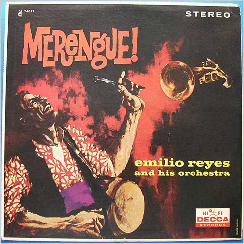 Emilio Reyes - Merengue!
