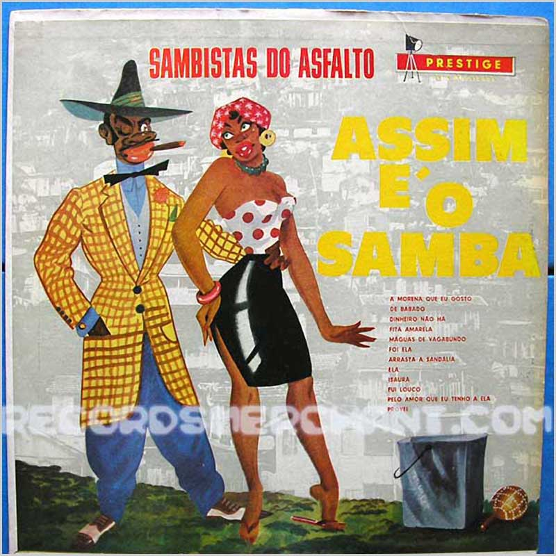 Rare Brasilian music LP records for sale