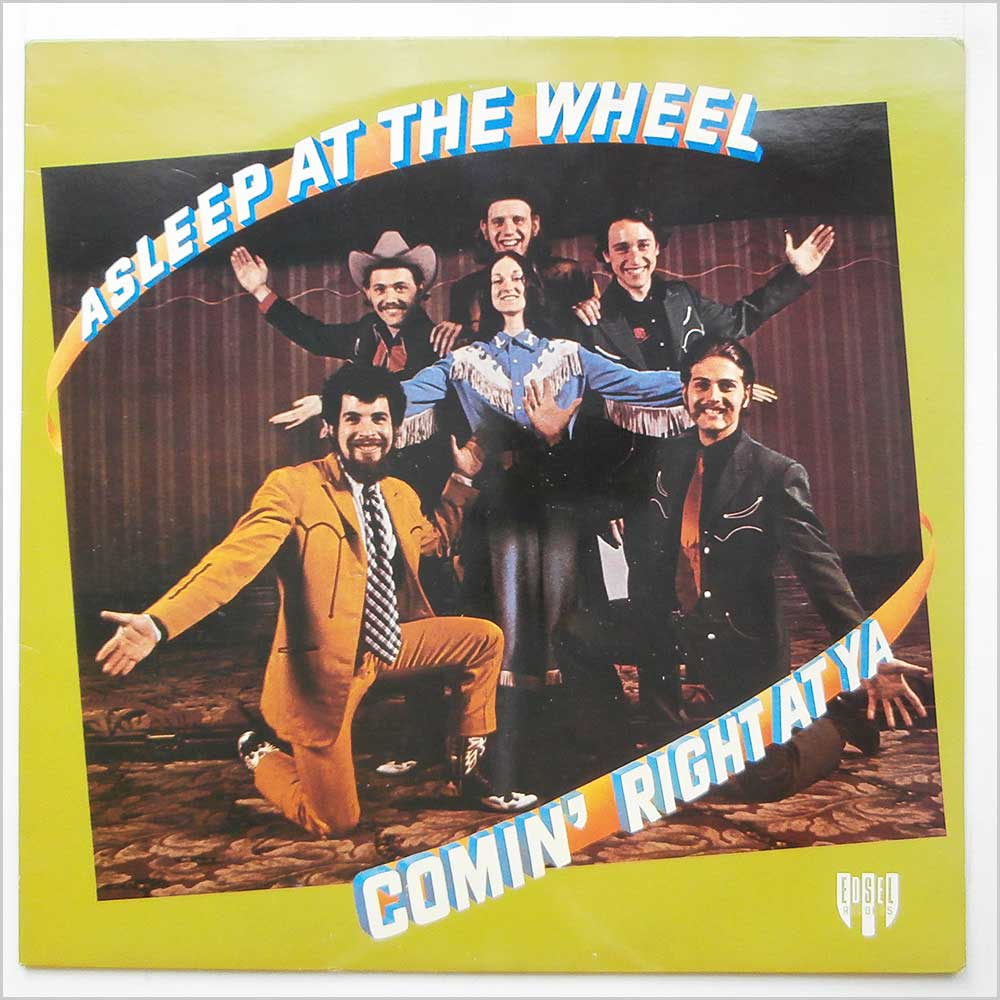 Asleep At The Wheel - Comin' Right At Ya Single