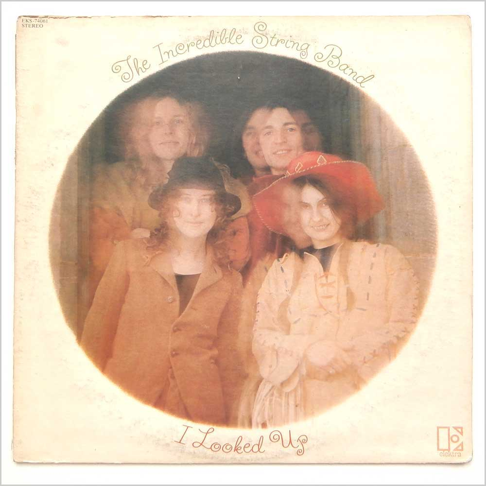 Incredible String Band - I Looked Up CD