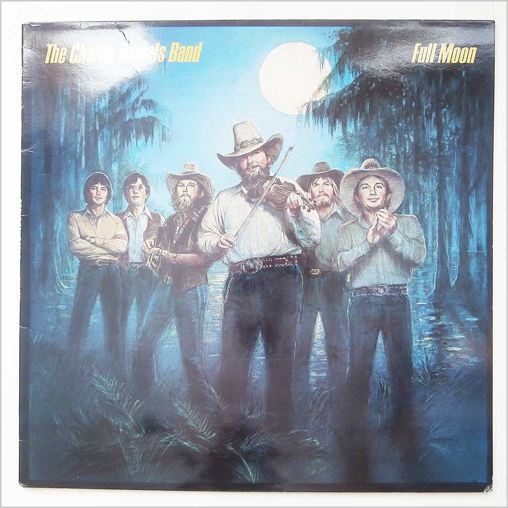 The Charlie Daniels Band - Full Moon (EPC 84461)