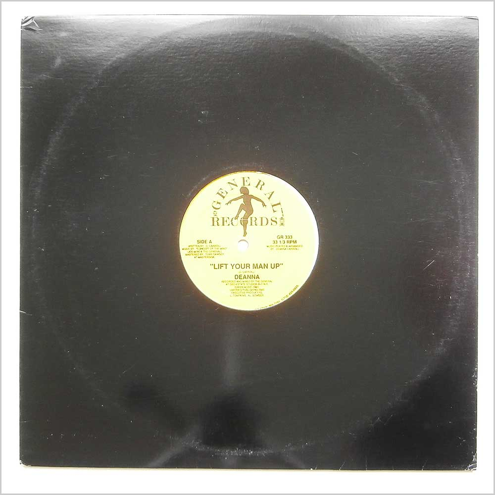 DEANNA - Lift Your Man Up - 12 inch 45 rpm