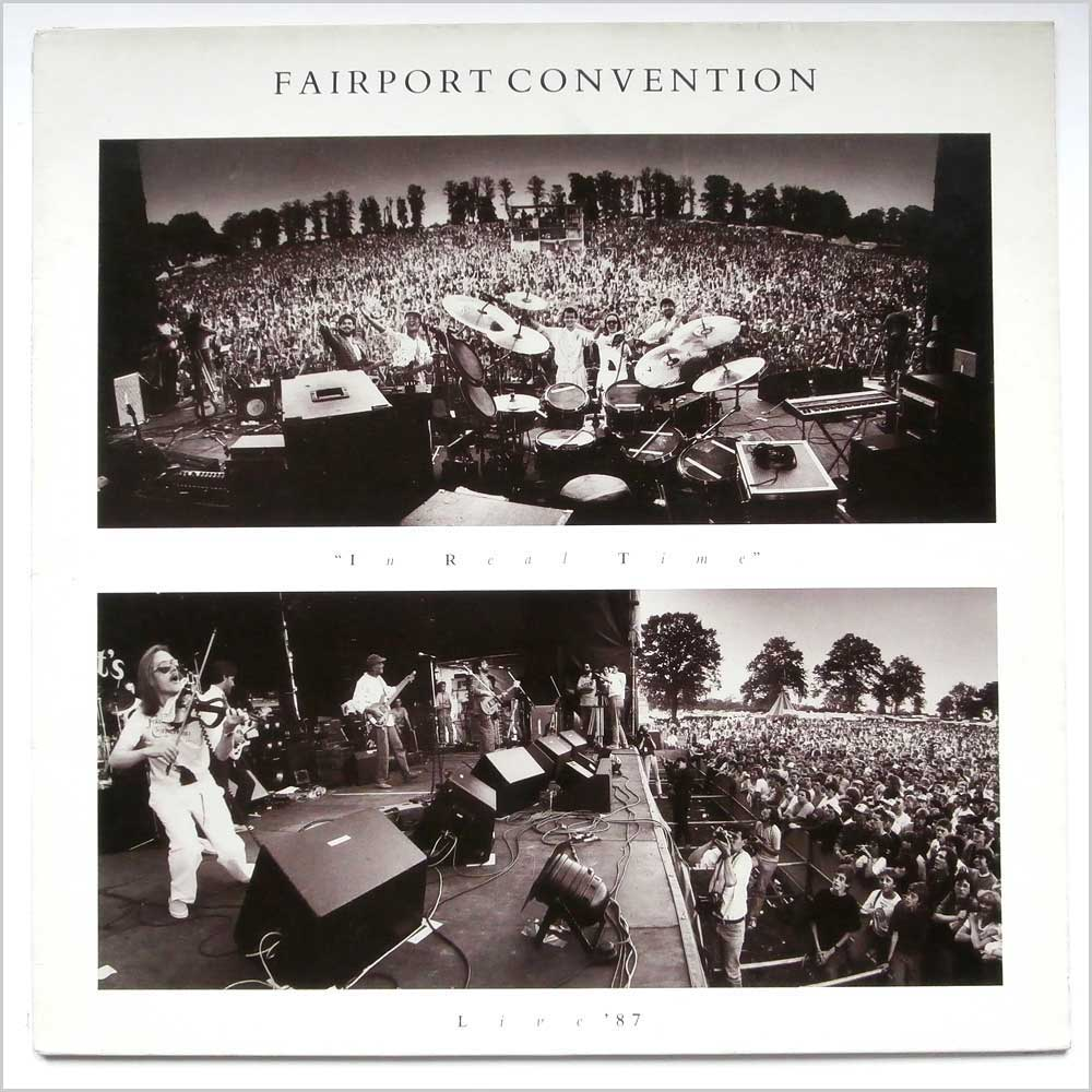 Fairport Convention - In Real Time (Live 87) (ILPS 9883)