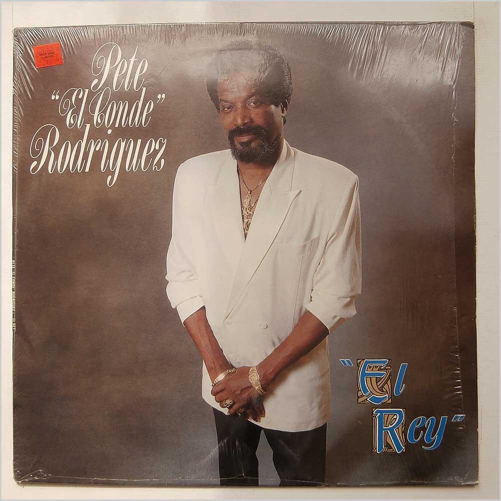 PETE EL CONDE RODRIGUEZ - El Rey - LP