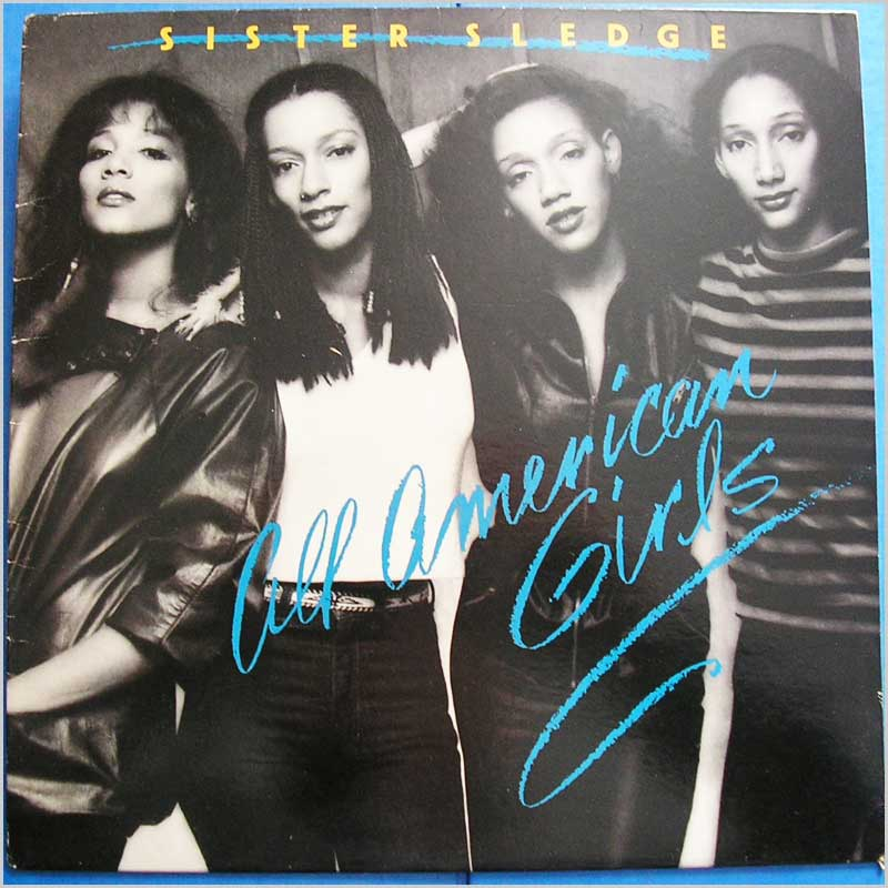 POINTER SISTERS - All American Girls - LP