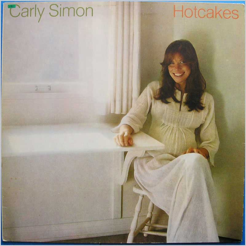 Carly Simon - Hotcakes (K 52005)
