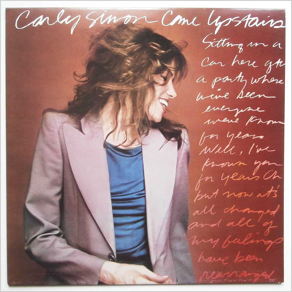 Carly Simon - Come Upstairs (K 56828)