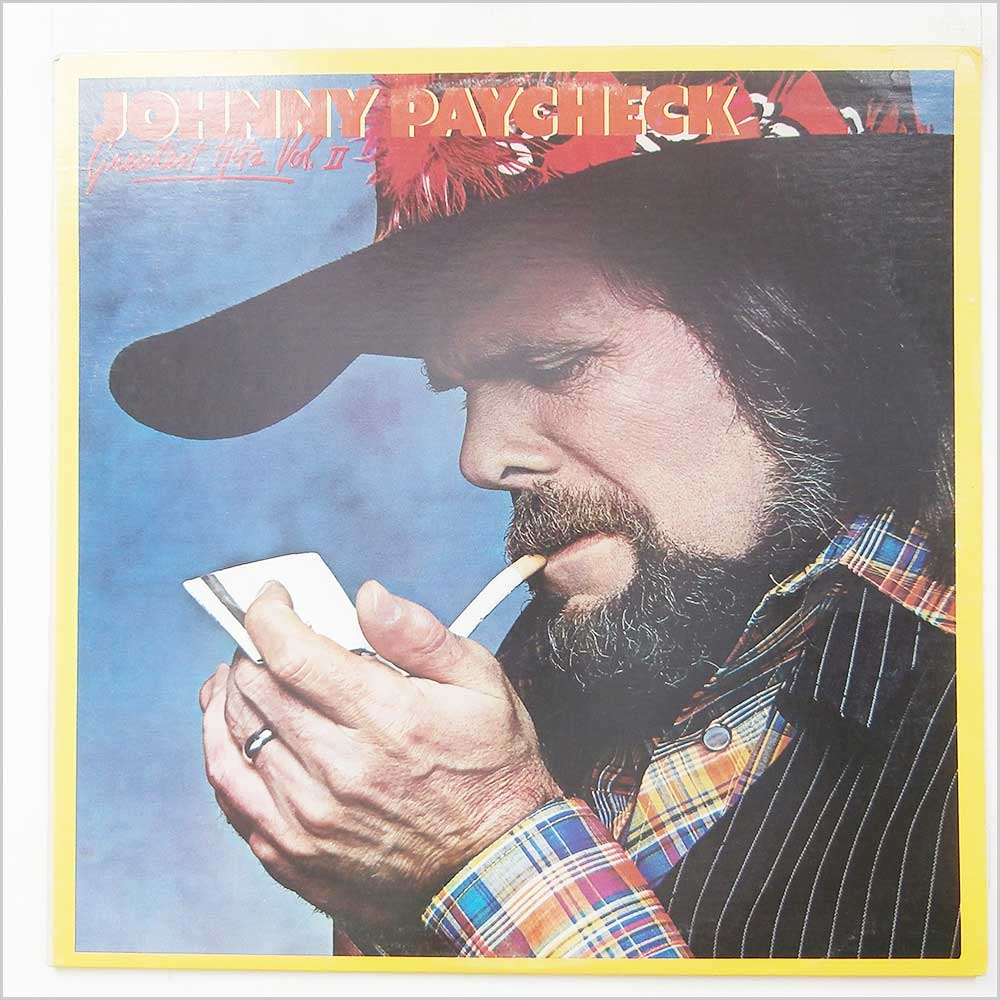 Johnny Paycheck - Greatest Hits, Volume II (KE 35623)