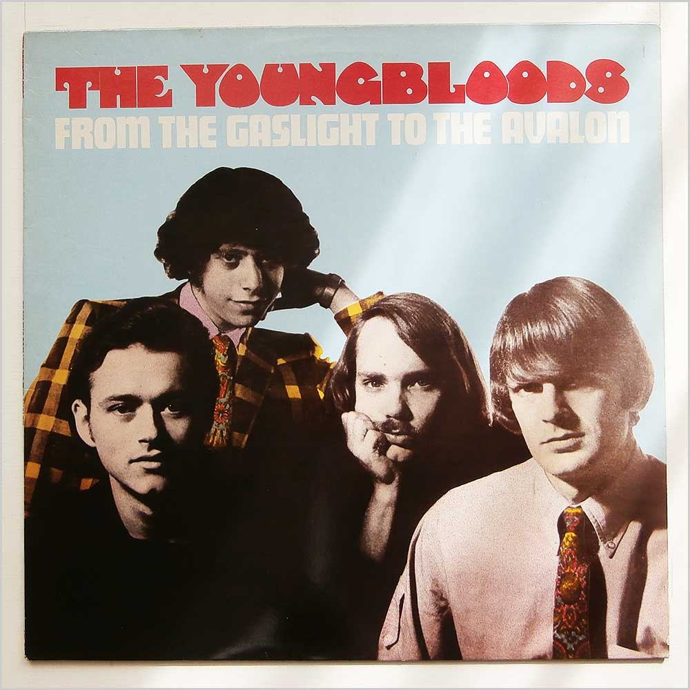 The Youngbloods - From The Gaslight To The Avalon (LIK 38)