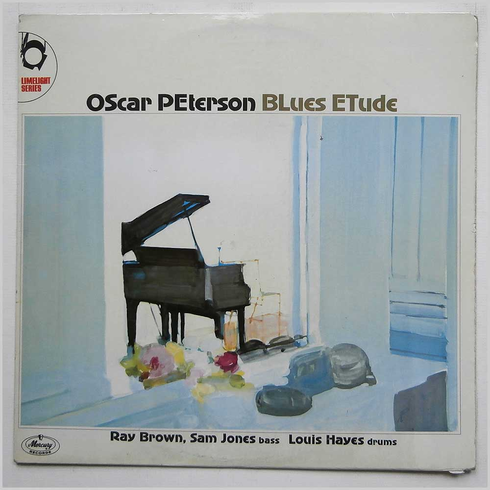 Oscar Peterson - Blues Etude CD