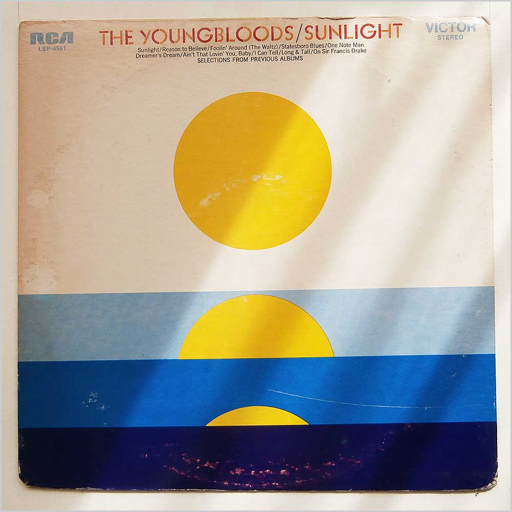 The Youngbloods - Sunlight (LSP-4561)