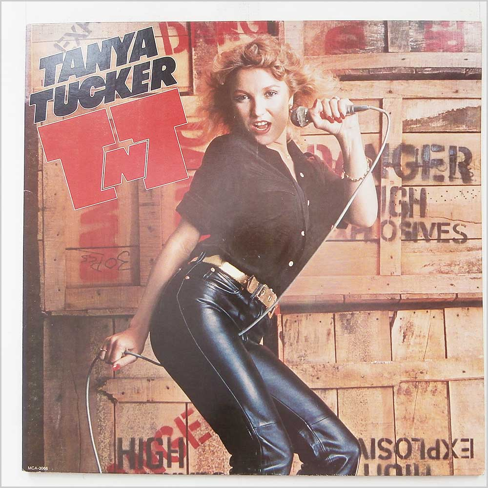 Tanya Tucker - TNT (MCA-3066)