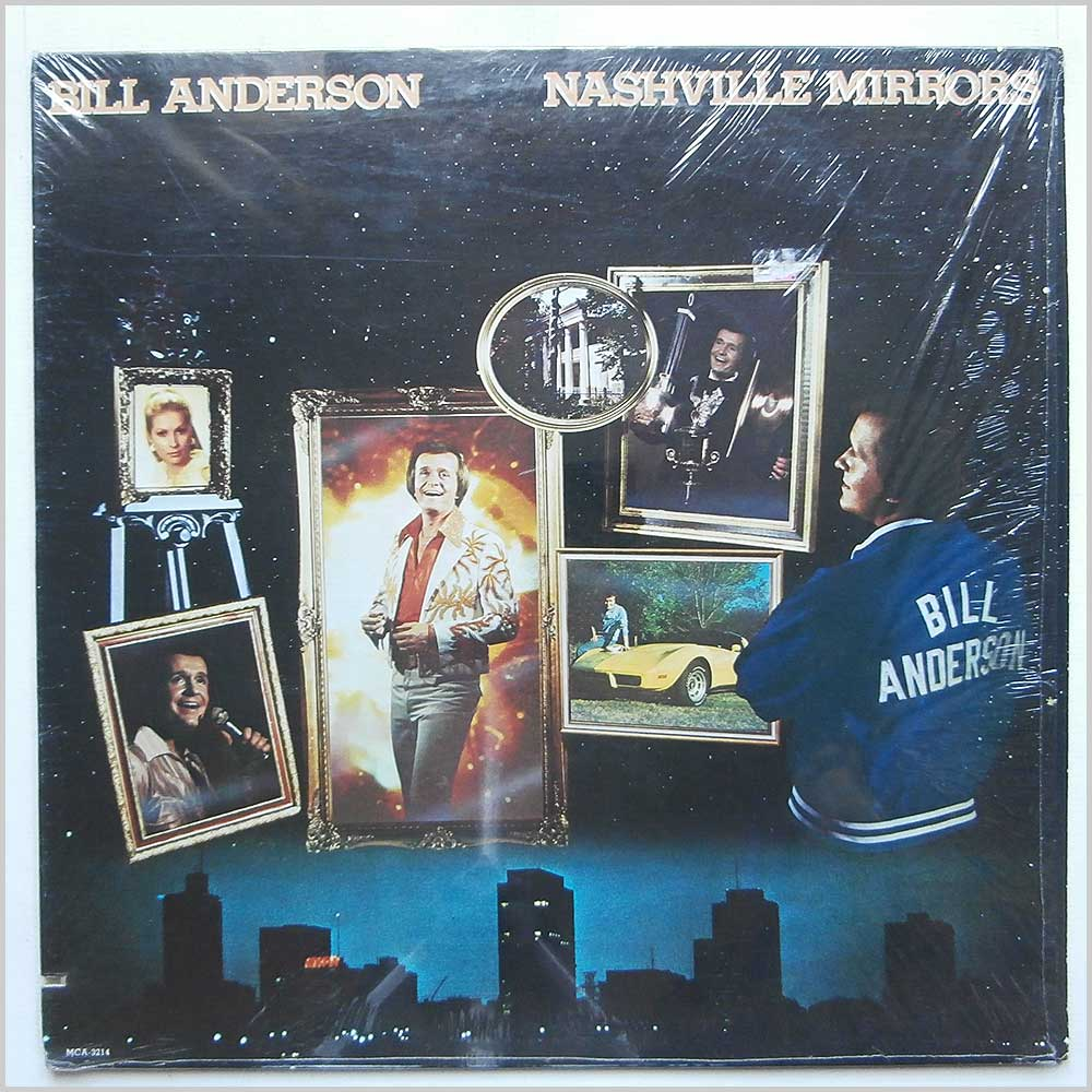 Bill Anderson - Nashville Mirrors (MCA-3214)