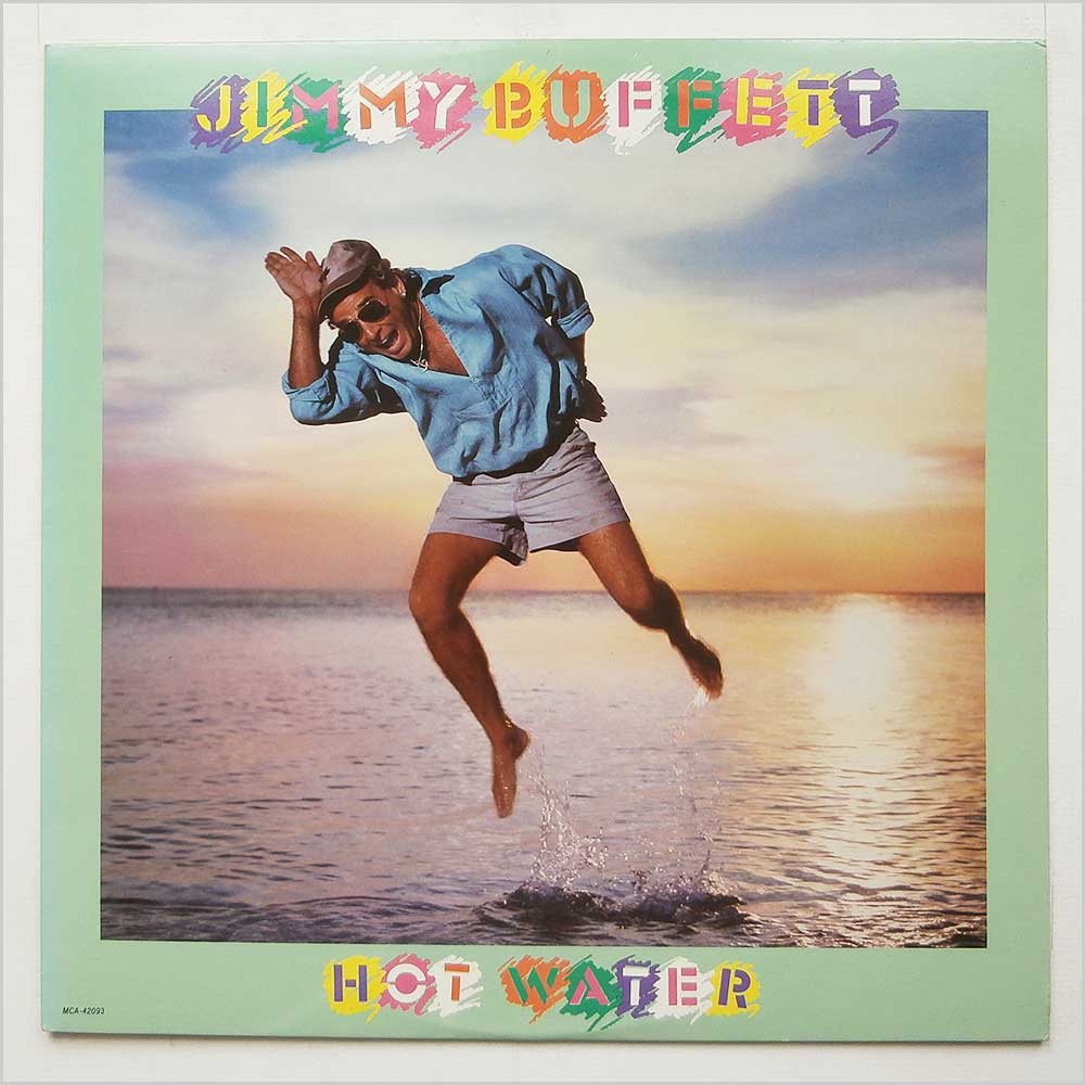 Jimmy Buffett - Hot Water CD