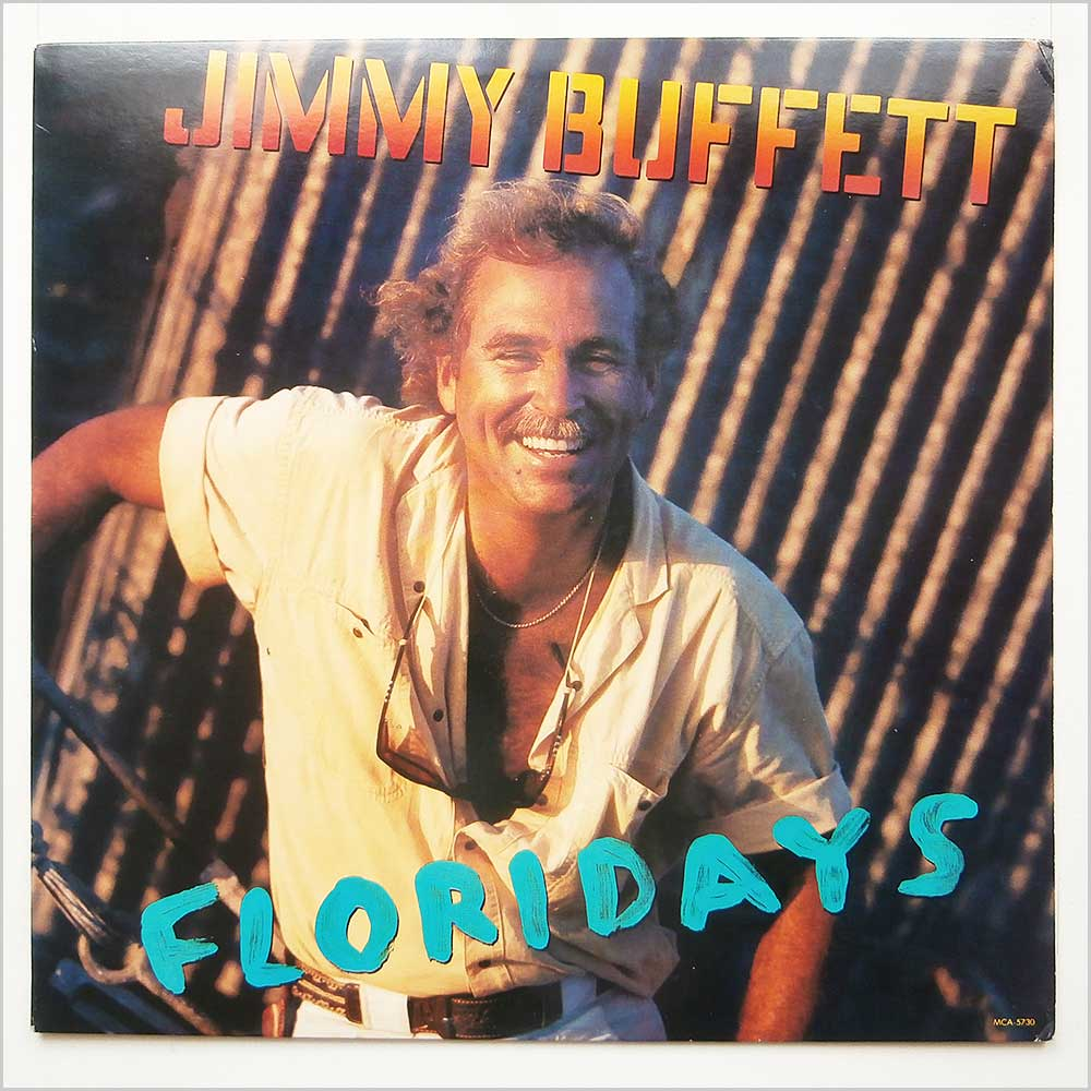Jimmy Buffett - Floridays Record