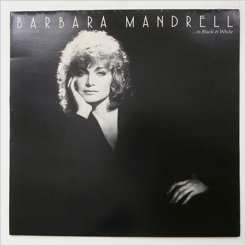 Barbara Mandrell - In Black And White (MCF 3140)
