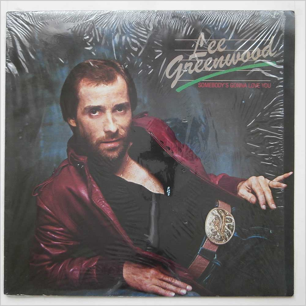 Lee Greenwood - Somebody's Gonna Love You (MCF 3186)