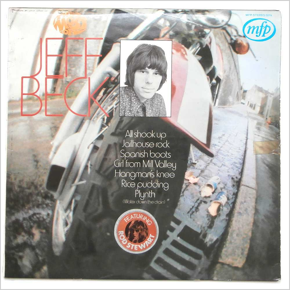 Jeff Beck - The Most Of Jeff Beck (MFP 5219)