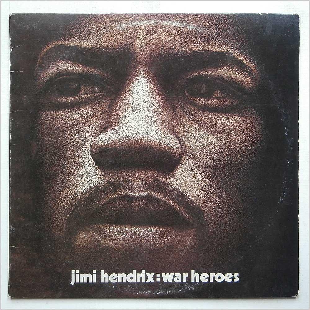 Jimi Hendrix - War Heroes LP