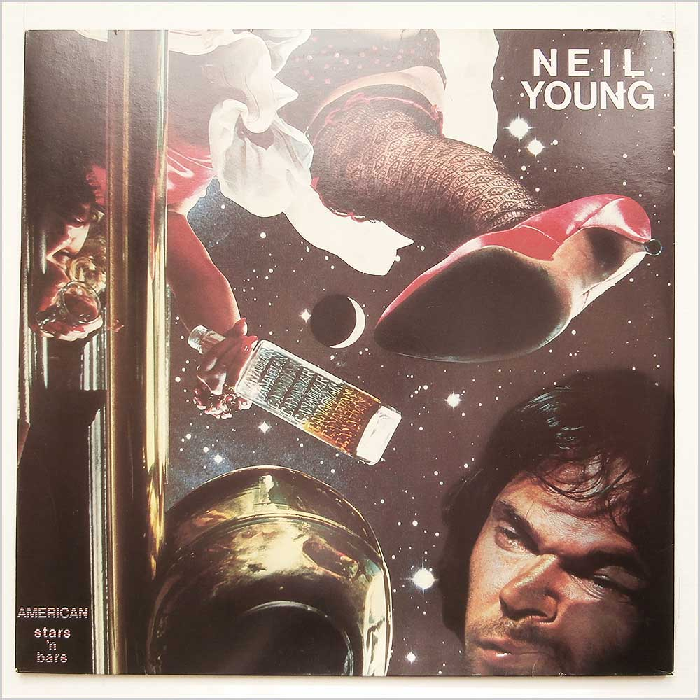 Neil Young American Stars ''n Bars Records, LPs, Vinyl and CDs - MusicStack