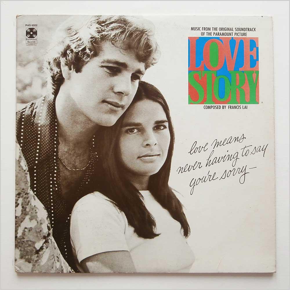page 2 francis lai love story vinyl records lp cd. Black Bedroom Furniture Sets. Home Design Ideas