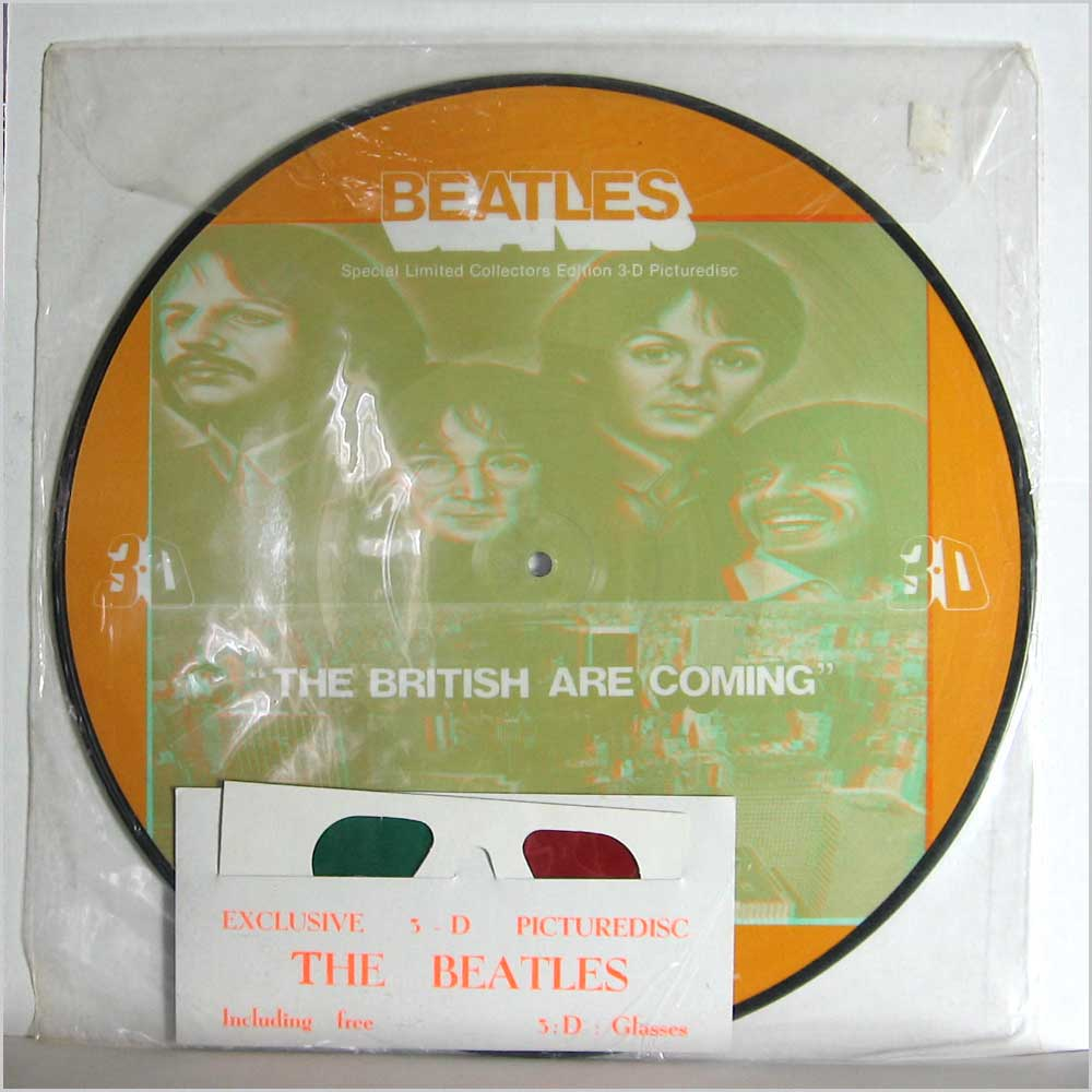 Beatles - The British Are Coming (PD 83010)