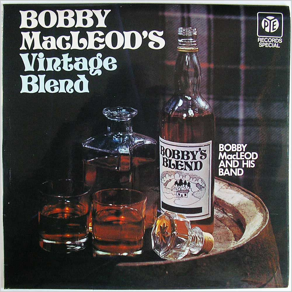 Bobby MacLeod and His Band - Vintage Blend (PKL 5518)