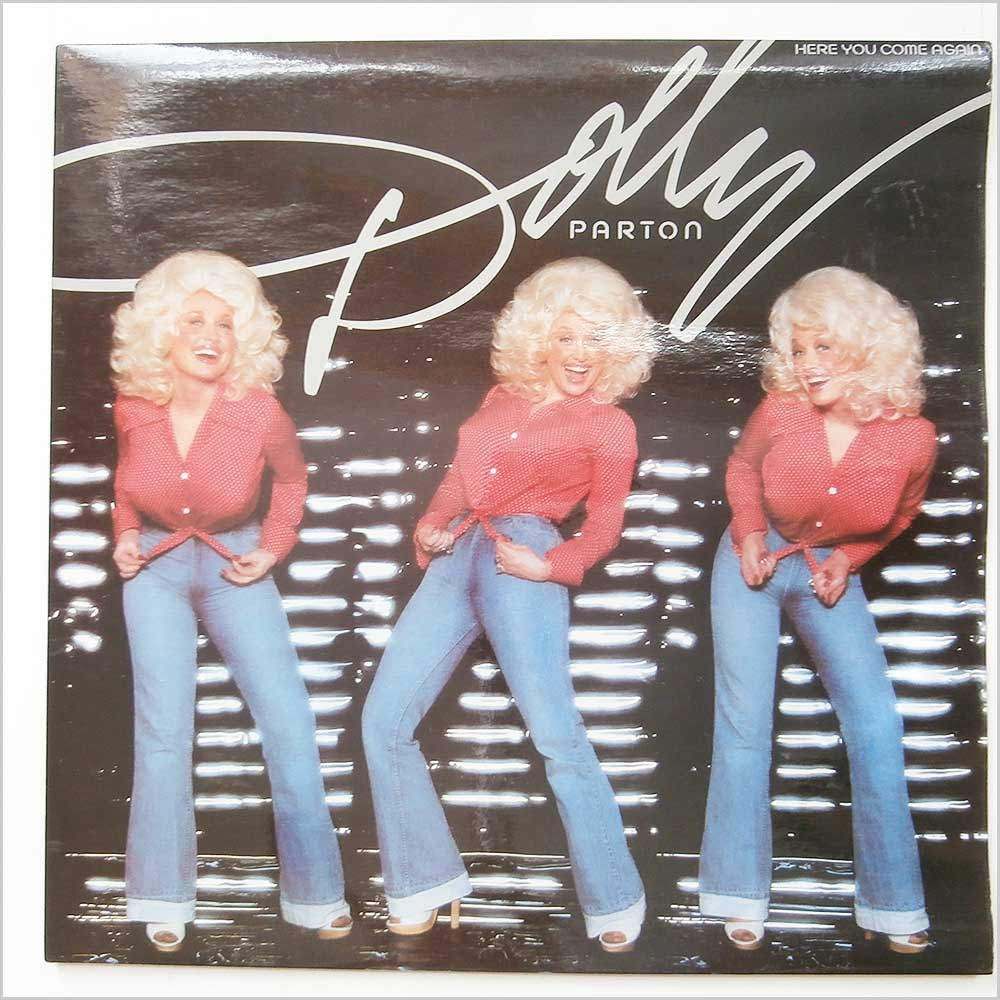 Dolly Parton - Here You Come Again (PL 12544)