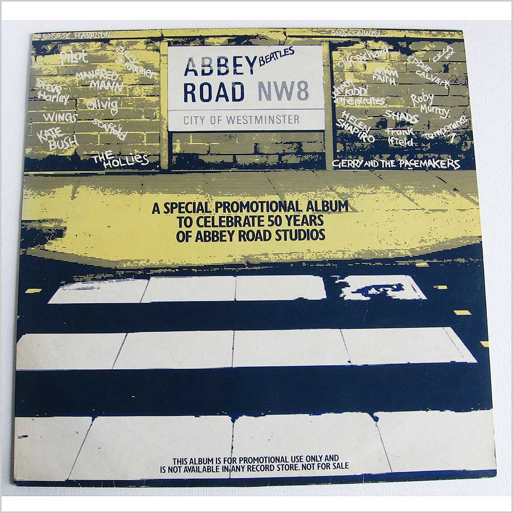Various - Abbey Road NW8 (PSLP366)