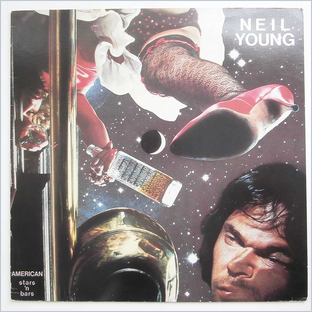 Neil Young Rock Music Record LP for sale - RecordsMerchant - mail-order only - Selling Vinyl ...