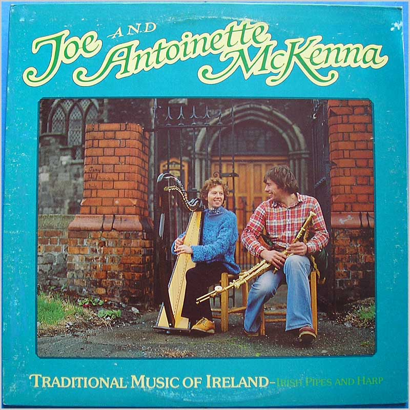 Joe and Antoinette McKenna - Traditional Music of Ireland (SH 29011)