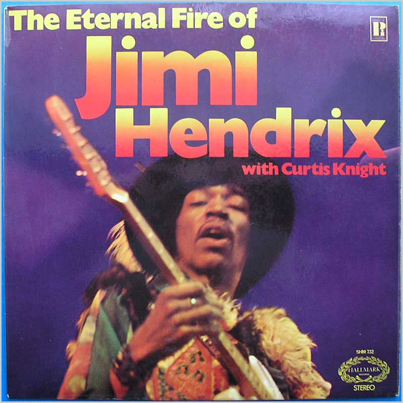 jimi hendrix the eternal fire of jimi hendrix records lps vinyl and cds musicstack. Black Bedroom Furniture Sets. Home Design Ideas