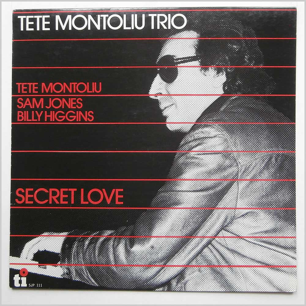 Tete Montoliu Trio Secret Love