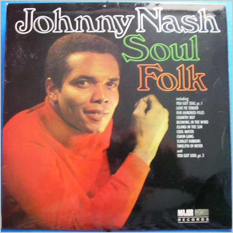 JOHNNY NASH - Soul Folk - LP