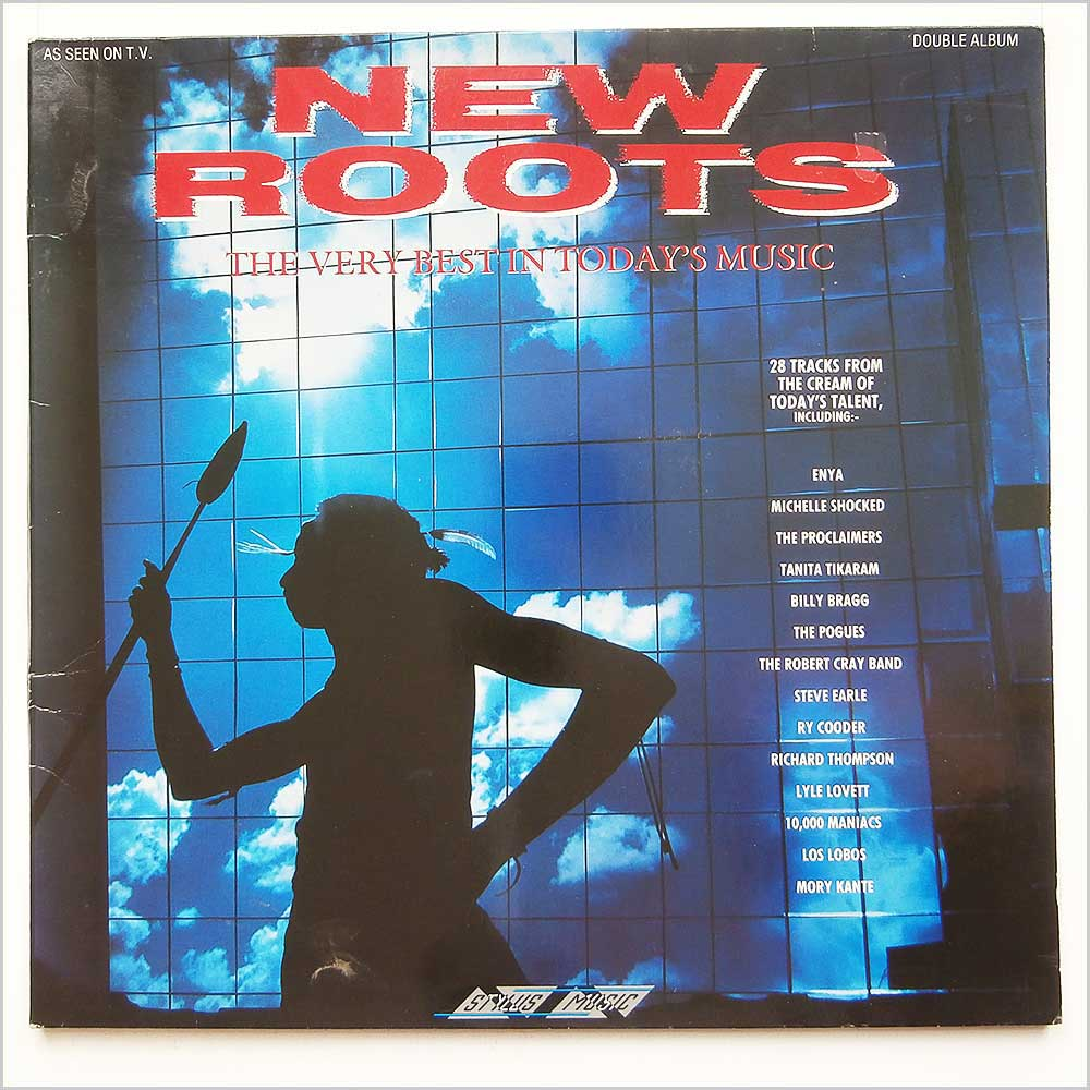 Various - New Roots, The Very Best In Today's Music (SMR 972)