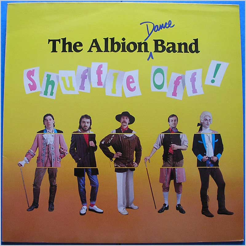 Albion Band - Shuffle Off! (SPIN 103)