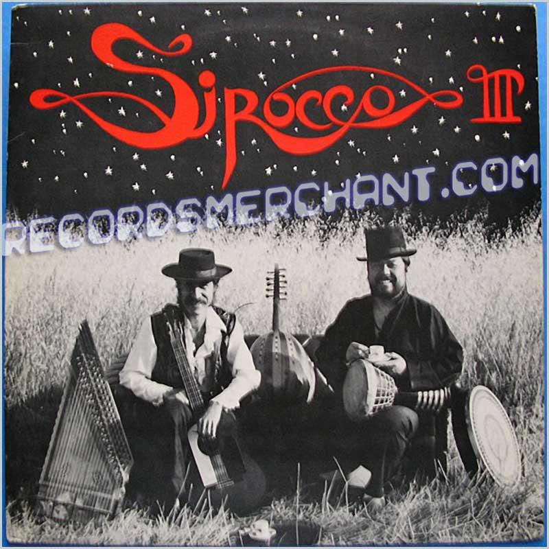 SIROCCO - Sirocco III - LP