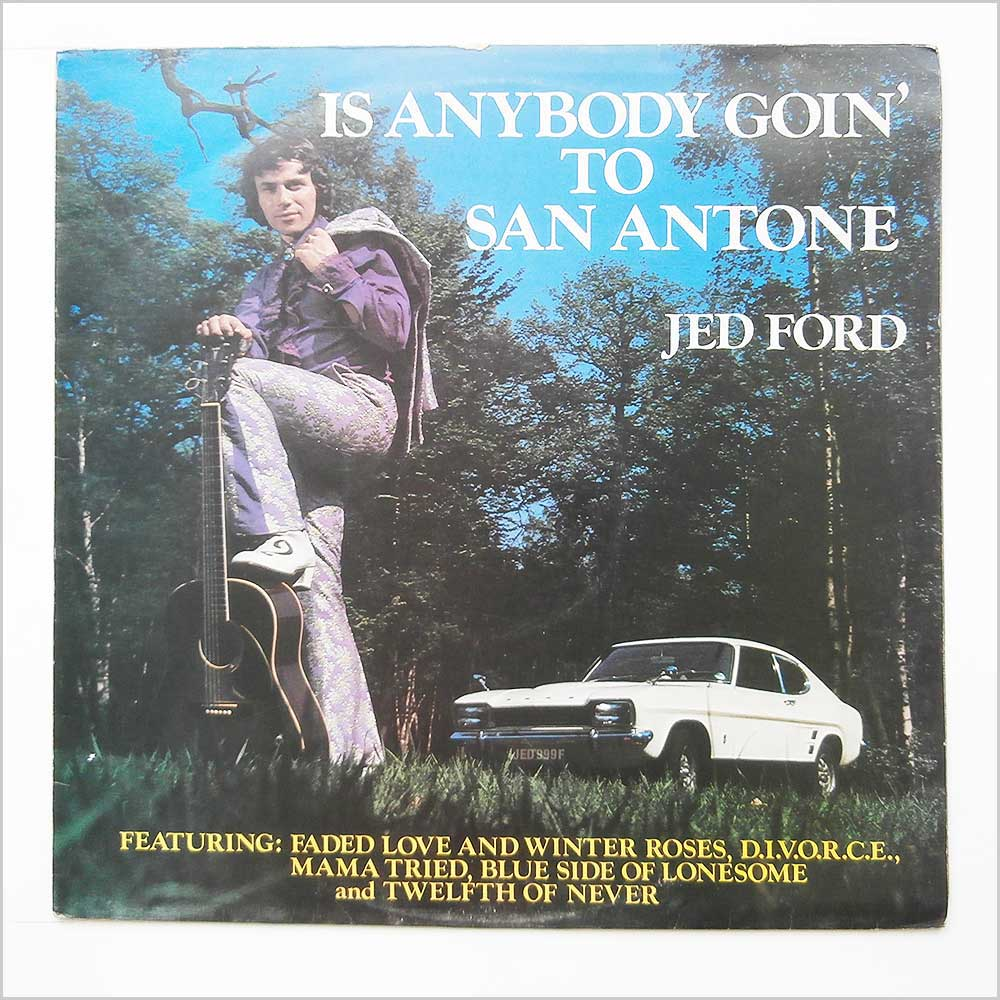 Jed Ford - Is Anybody Goin' To San Antone (SRTM 73325)