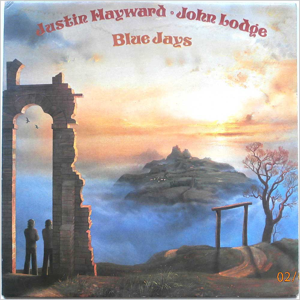 Justin Hayward and John Lodge - Blue Days (S THS 12)