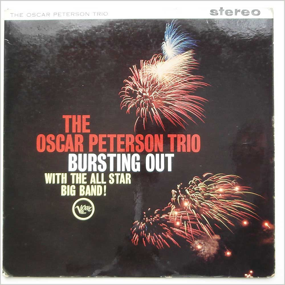 Oscar Peterson - Bursting Out With The All-Star Big Band (SVLP 9029)