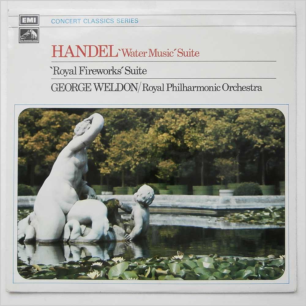 Grieg George Weldon Philharmonia Orchestra Holberg Suite Two Elegiac Melodies Sigurd Jorsalfar Suite
