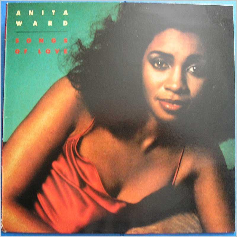 ANITA WARD - Songs of Love - LP