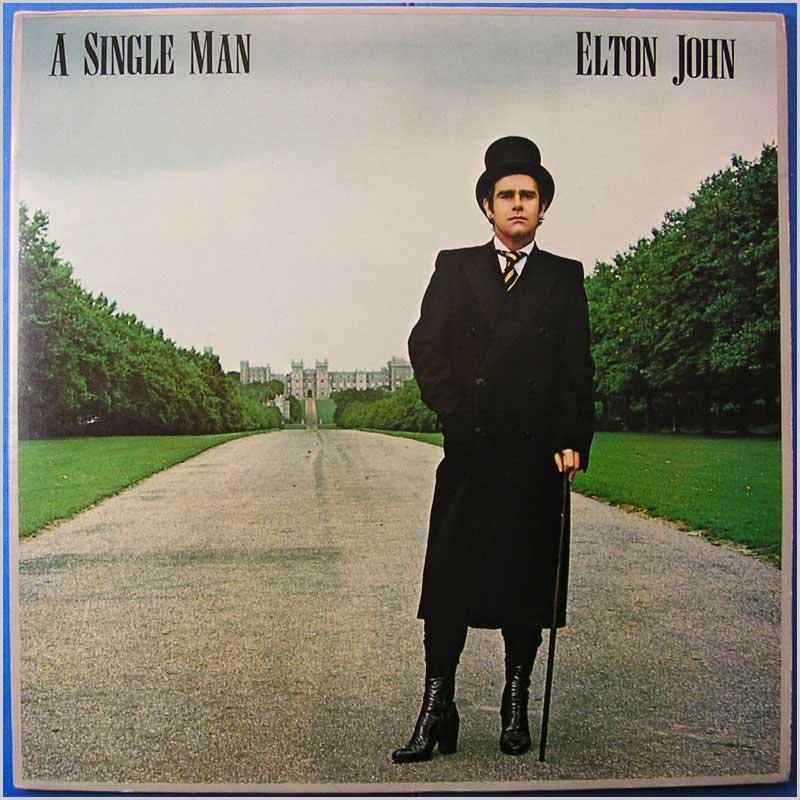 elton john a single man