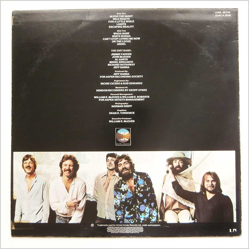Nitty Gritty Dirt Band - The Dirt Band (UAK 30174)