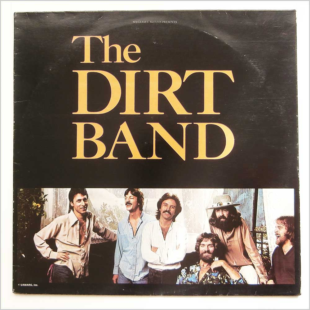 Dirt Band Country Music Record Lp For Sale