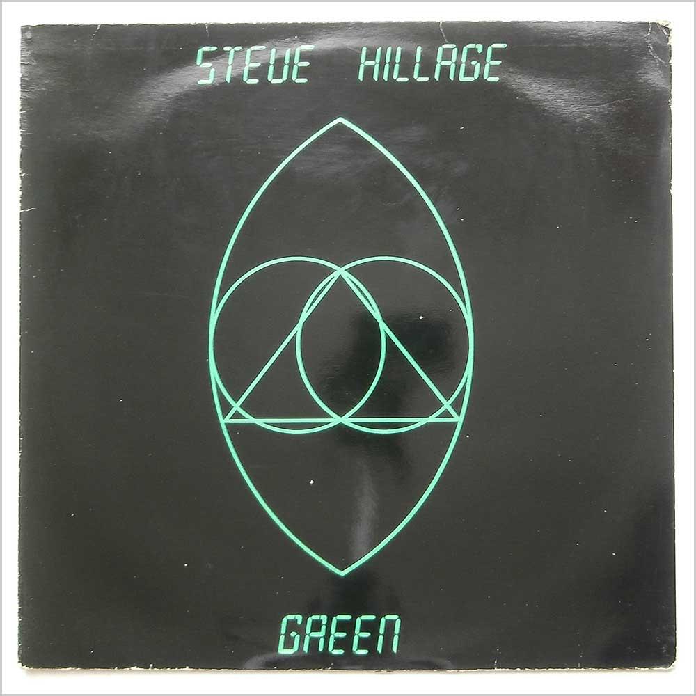 STEVE HILLAGE - Green Vinyl