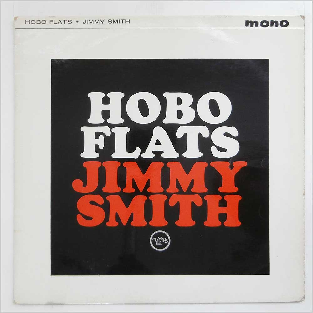Jimmy Smith - Hobo Flats (VLP 9039)