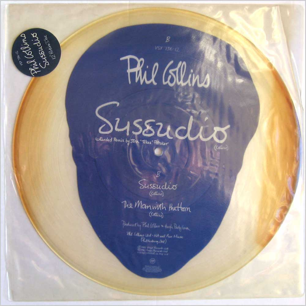 Phil Collins - Susstudio (VSY 736-12)