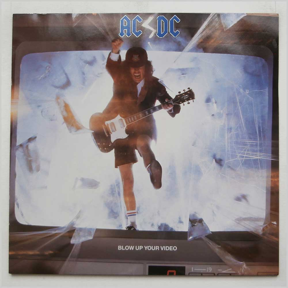 AC/DC - Blow Up Your Video (WX 144)