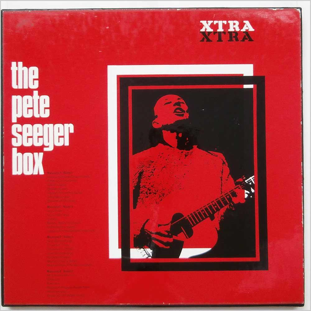 Pete Seeger - The Pete Seeger Box (XTRA 1026)